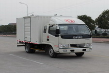 东风牌EQ5070XXYL3BDFAC型厢式运输车图片