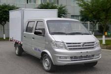 东风牌DXK5022XXYK2F7型厢式运输车图片