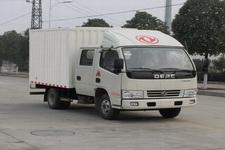 东风牌EQ5070XXYD3BDFAC型厢式运输车图片