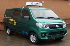 长安牌SC5028XYZMB5型邮政车图片