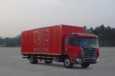 江淮牌HFC5161XXYP3K2A47V型厢式运输车图片