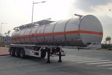 永强牌YQ9401GHY型化工液体运输半挂车图片