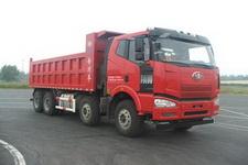 解放牌CA3310P66K2L4T4E5型平头柴油自卸汽车图片