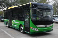 宇通牌ZK6845BEVG3型纯电动城市客车图片