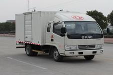 东风牌EQ5041XXYL3BDFAC型厢式运输车图片
