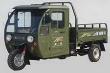 建设牌JS150ZH-5型正三轮摩托车图片