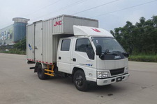 江铃牌JX5044XXYXSCF2型厢式运输车图片