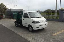 达福迪牌JAX5025ZZZBEVF170LB15M2Z1型纯电动自装卸式垃圾车图片