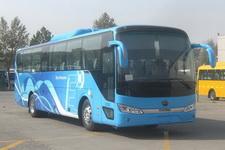 宇通牌ZK6125BEV1Y型纯电动客车图片