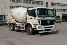 欧曼牌BJ5252GJB-AA型混凝土搅拌运输车