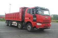 解放牌CA3310P66K2L3T4E5型平头柴油自卸汽车图片