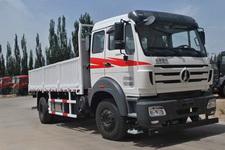 北奔国四单桥货车301马力8吨(ND1160AD4J6Z01)