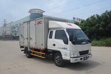 江铃牌JX5044XXYXPGE2型厢式运输车图片
