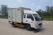 江铃牌JX5044XXYXPCF2型厢式运输车图片