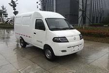 达福迪牌JAX5025XXYBEVF216LB15M2X2型纯电动厢式运输车图片