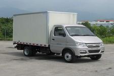 长安牌SC5031XXYGDD52CNG型厢式运输车图片