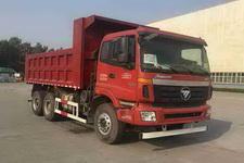 欧曼牌BJ3253DLPJB-AA型自卸汽车图片