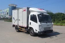江铃牌JX5067XXYXB2型厢式运输车图片