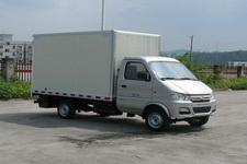 长安牌SC5021XXYGDD51CNG型厢式运输车图片