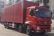 十通牌STQ5312XXYB5型厢式运输车图片