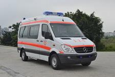 北地牌ND5042XJH型救护车图片
