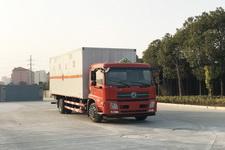 东风牌DFH5160XRYBX1DV型易燃液体厢式运输车图片
