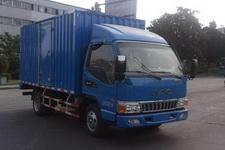 江淮牌HFC2041XXYP93K1C3V型越野厢式运输车图片