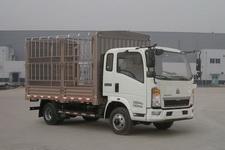 豪沃牌ZZ2047CCYF3325E145型越野仓栅式运输车图片