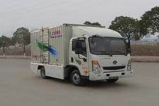 大运重卡新能源单桥纯电动厢式运输车136马力5吨以下(DYX5040XXYBEV1CAG0)