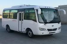 悦西牌ZJC6601JHFT5型客车