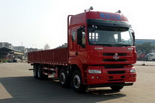 乘龙前四后八货车280马力18吨(LZ1313H7FB)