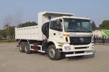 欧曼牌BJ3252DLPJE-AA型自卸汽车图片