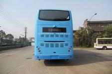 南车时代牌TEG6111EHEV01型混合动力双层城市客车图片2