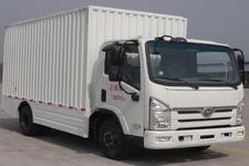 十通牌STQ5072XXYNBEV型纯电动厢式运输车图片