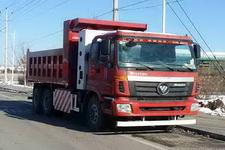 欧曼牌BJ3253DLPCE-AA型自卸汽车图片