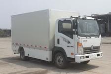 通途牌CTT5070XXYBEV型纯电动厢式运输车