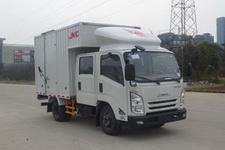 江铃牌JX5040XXYXSC2型厢式运输车图片
