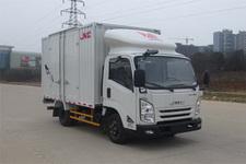 江铃牌JX5040XXYXCA2型厢式运输车图片