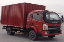 十通牌STQ5071XXYN5型厢式运输车图片