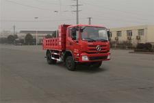 大运牌DYQ2040D4AB型越野自卸汽车图片