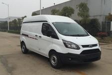 江铃全顺牌JX5033XXYTFA-M5型厢式运输车