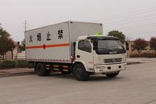 东风牌EQ5110XRQ8BDCACWXP型易燃气体厢式运输车图片