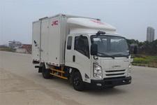 江铃牌JX5040XXYXPCA2型厢式运输车图片
