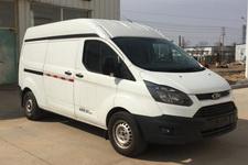 江铃全顺牌JX5033XXYPFB-M5型厢式运输车