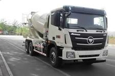 欧曼牌BJ5259GJB-AB型混凝土搅拌运输车