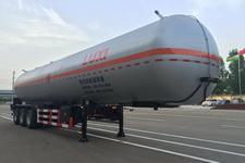 鲁西牌LXZ9400GYQS型液化气体运输半挂车图片