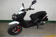 珠峰牌ZF125T-8A型两轮摩托车