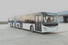 紫象牌HQK6188BEVB型纯电动城市客车