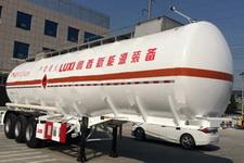 鲁西牌LXZ9405GRY型易燃液体罐式运输半挂车图片