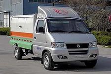 凯马牌KMC5022ZLJEV29D型纯电动自卸式垃圾车图片